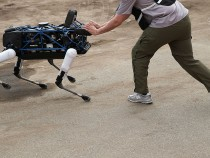 Boston Dynamics' robot