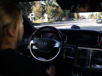 Mercedes Autonomous Driving - S500 Intelligent Drive