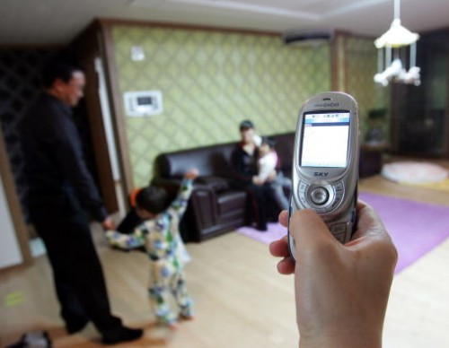 Smart Technology Homes Being Built In South Korea