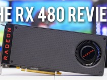 The RX 480 graphics card