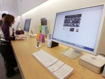 Mac Sales Raise Apple Quarterly Earnings 48 Percent
