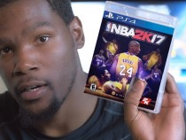 'NBA 2k17' Update: Kevin Durant's Move To Golden State Warriors Pushes Game's Release Date?
