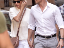 T-Swift And Tom Hiddleston Really In Love