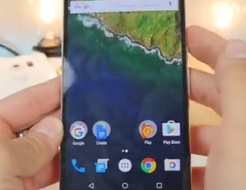 Google is set to release the 2016 Nexus with Android Nougat