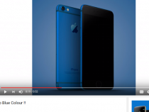 iPhone 7 Blue Color Leaked by Carriers