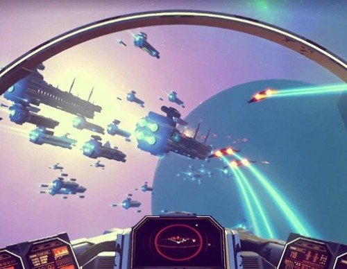 Why All The Hype Behind No Man's Sky