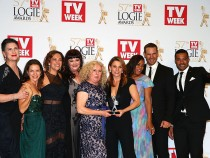 2015 Logie Awards - Awards Room