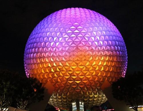 Epcot Center Disney Orlando Florida