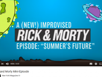 Rick and Morty season 3 has released its thrilling mini - episode and the creators want Vin Diesel to voice out one of the show's characters.