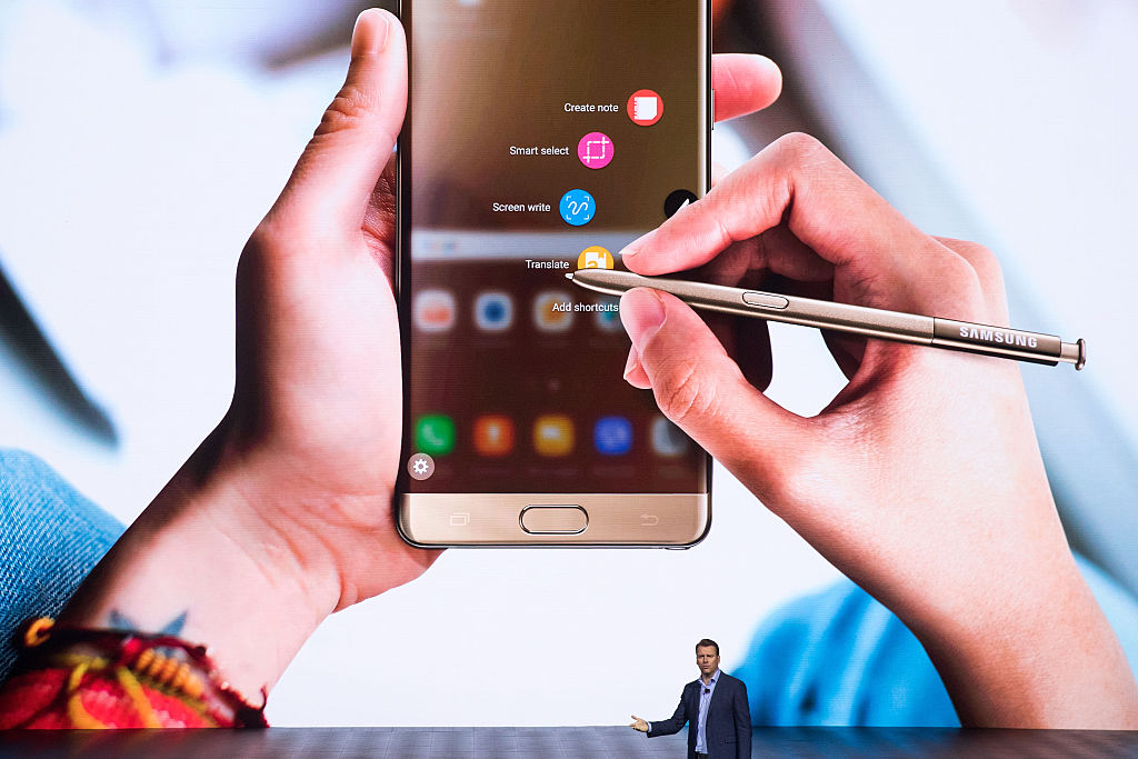 How The Galaxy Note 8 Can Save Samsung