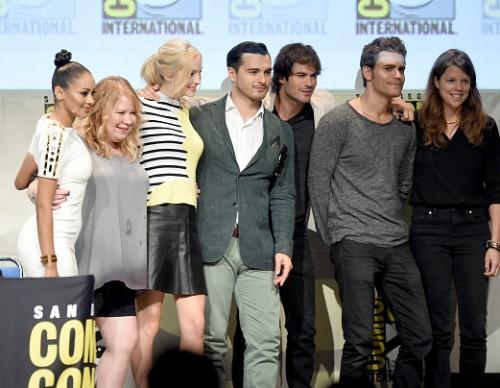 Comic-Con International 2015 - 'The Vampire Diaries' Panel
