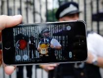 Pokemon Go In The UK