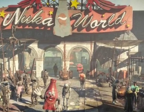 New Fallout 4 Update Allows Deletion Of Add-Ons, Brings Nuka World Support Feature