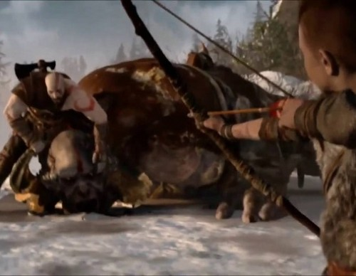 No God Of War 4 At Gamescom 2016 As Sony All Tied-Up With PS4 Neo Launch