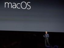 Apple's macOS Sierra