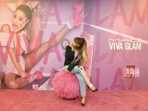 M.A.C Viva Glam Spokesperson Ariana Grande Appearance At M.A.C North Robertson Store In LA