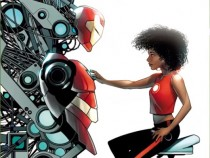 Move over Iron Man! Ironheart is here!