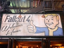 Fallout 4 Video Game Launch Event - Los Angeles, CA