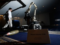 IRobot Demonstrates Possible Military Applications