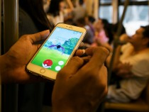 """Contrary to belief, """"Pokemon Go"""" does not require players to let the ball pass through the ring."""