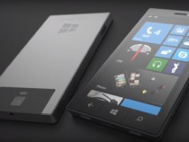 Unique Microsoft Surface Phone Design Appears In Newly Leaked Image