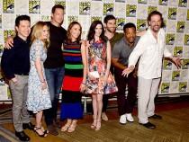 Comic-Con International 2016 - 'Grimm' Press Line