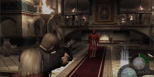 resident evil 4 remastered ps4 review