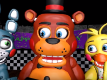 Five Nights at Freddy's: Sister Location Custom Night DLC
