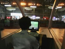 China Korea Cyber Game 2005
