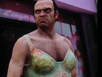 Trevor the Crossdresser in GTA V