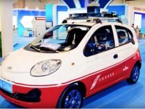 Baidu's self-driving car