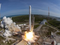 SpaceX Explosion At Launchpad In Florida Ruins Facebook's Plans For Internet Expansion