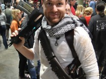 Comikaze Expo 2011 - Nathan Drake from Uncharted