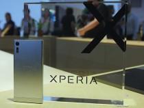 Sony Xperia XZ Hands On at IFA 2016