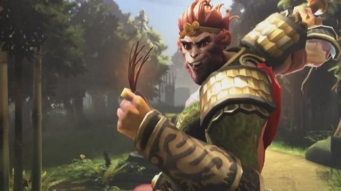 DotA 2 New Hero Monkey King In A Nutshell