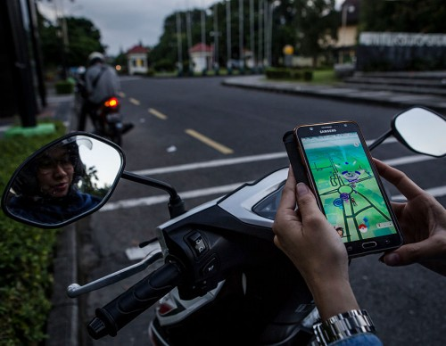 Pokemon-Mania Takes Indonesia By Storm