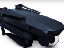 DJI foldable drone