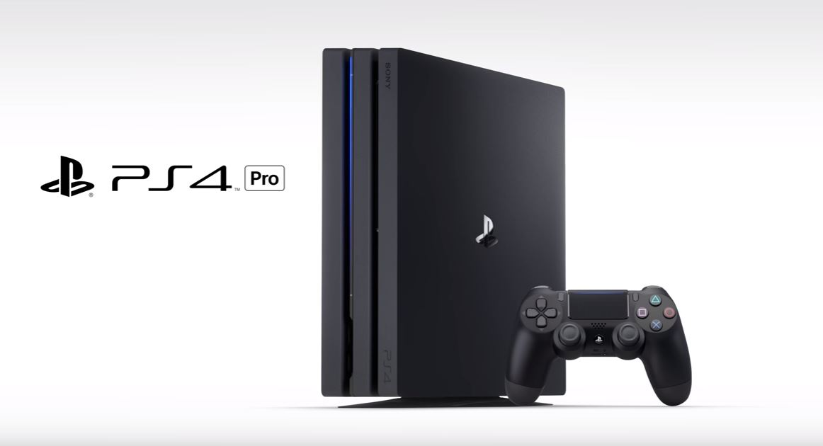 PS4 Pro Supports Full, Native 4K Rendering But No External HDD Support And Other New InformationPro