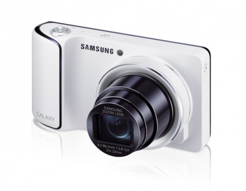 Samsung Introduces Smart Android-Based Galaxy Camera (Credit: Samsung)