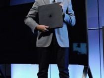 Andrew House, President and Global CEO of Sony Interactive Entertainment unveils Playstation 4 Pro at PlayStation Meeting 2016 at PlayStation Theater on September 7, 2016 in New York City.