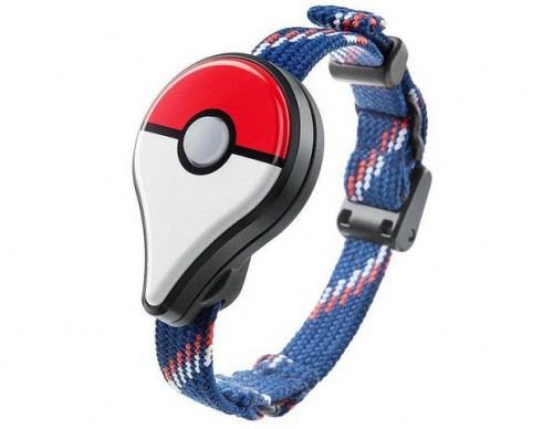 Pokemon Go Plus in Goat & Table mens blog gadgets blog