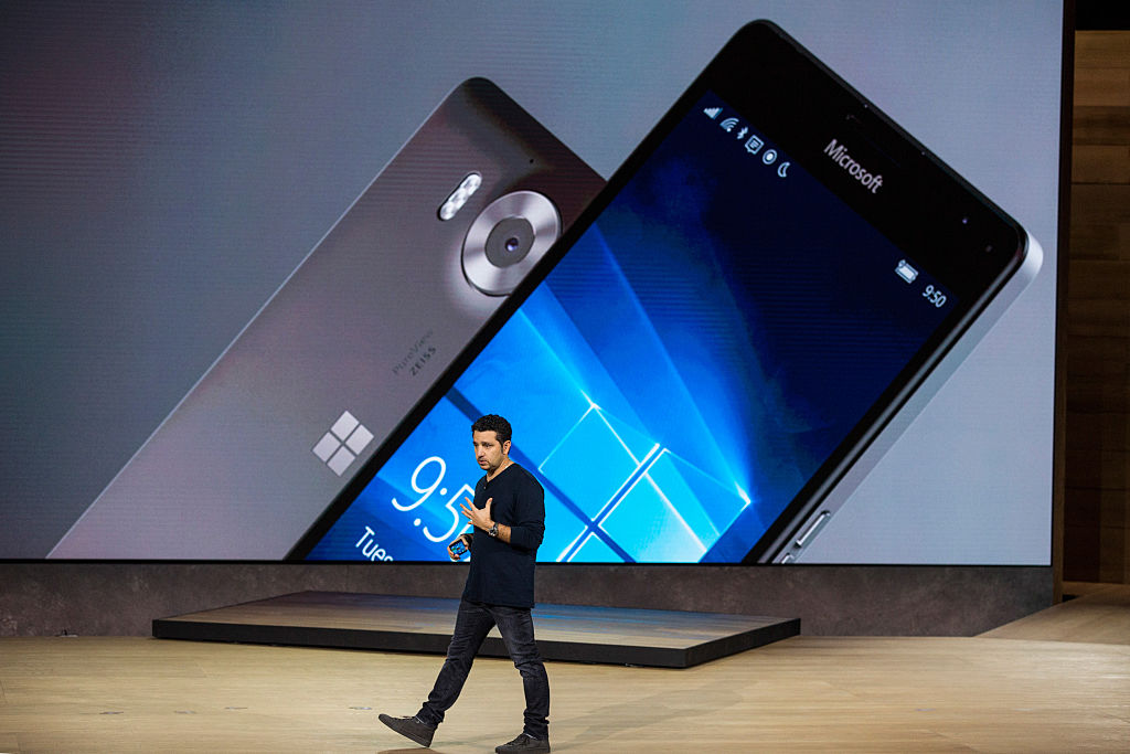 The Surface Phone Could Be Microsoft Ultimate Shot At The Mobile Industry After Lumia Line Failure