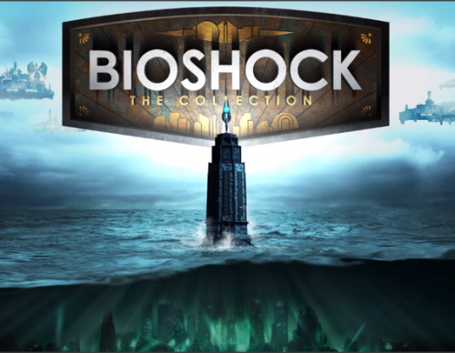 BioShock: The Collection Kicks Off An Important PC Update