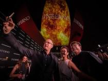 'Inferno' Red Carpet And Photo Call, Marina Bay Sands, Singapore