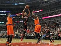 NBA Trade Rumors: Knicks' Carmelo Anthony, Derrick Rose To Form Trio With Sophomore Kristaps Porzingis