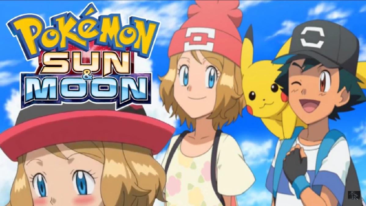 Pokemon Sun And Moon Is Better Than Pokemon GO