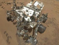 NASA's Curiosity Rover Mars Mission