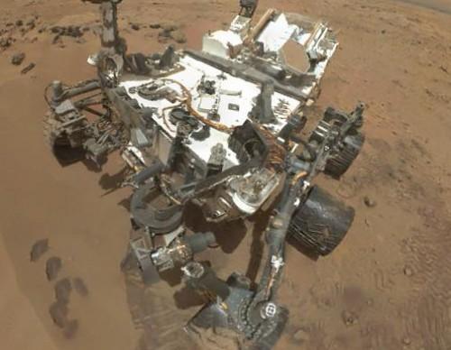 NASA's Curiosity Rover Mars Mission