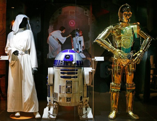 Star Wars Exhibition Previews In Melbourne