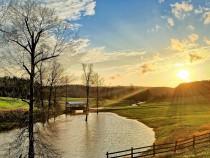 Mathis Creek Farms & Covered Bridge - iPhone 6